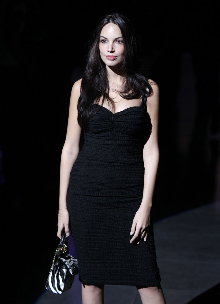 Atriz italiana Michela Quattrociocche é a mulher do jogador Alberto Aquilani