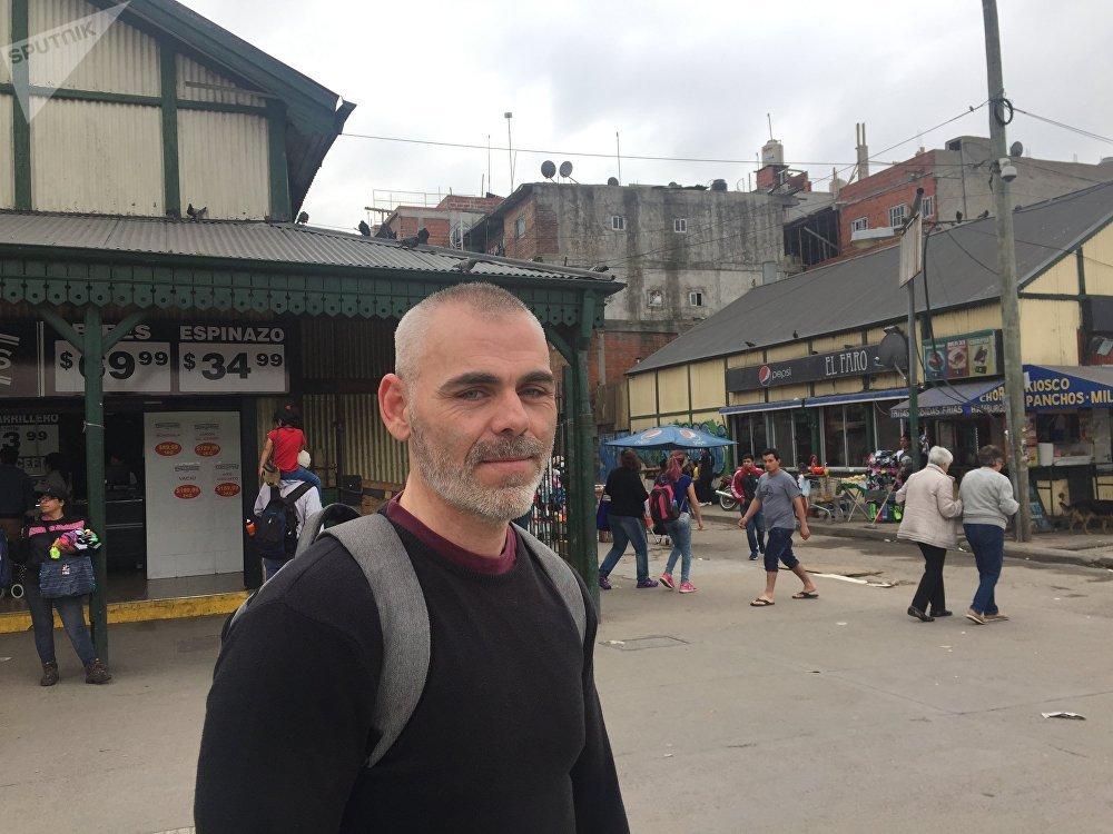 Javier Samaniego García, arquiteto, artista e educador popular