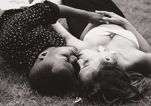 Um casal
