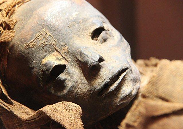 Uma múmia