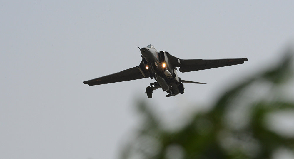 Mig-27 da Força Aérea Indiana