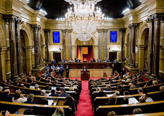 Parlamento da Catalunha (foto de arquivo)