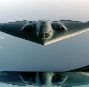 B-2 Spirit norte-americano