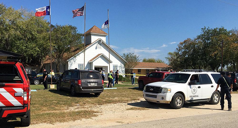 """Resultado de imagem para """"Tiroteio em massa"""" em igreja do Texas causa 27 mortos"""