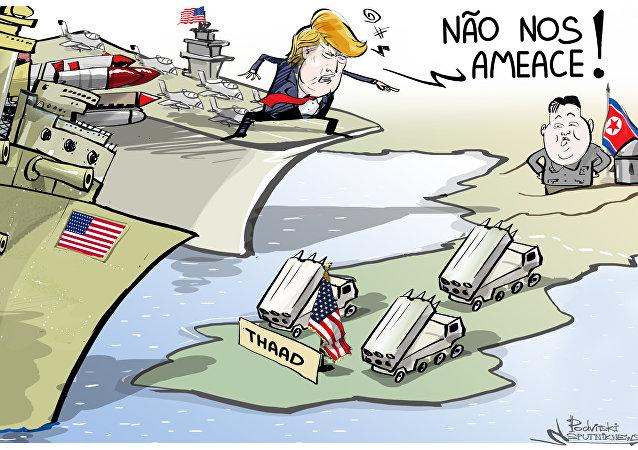 Guerra é Paz, senhor Trump?