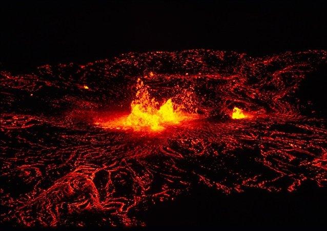 Lava (imagem referencial)