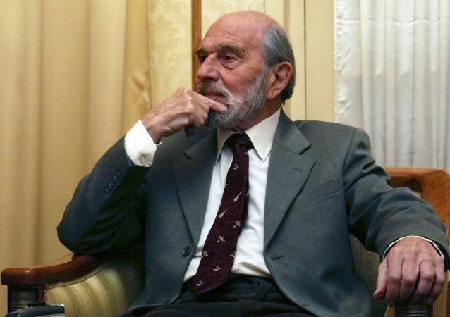 George Blake, agente do Serviço de Inteligência Estrangeiro da União Soviética