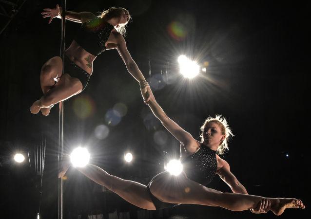 Campeonato do Quirguistão de pole dance
