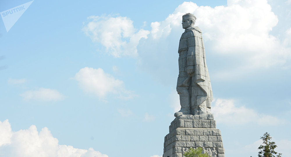 Alyosha, monument to Soviet warriors liberators, Plovdiv. File photo