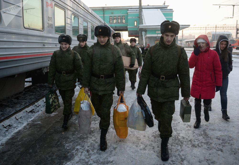 O comandante do Regimento está subordinado diretamente ao presidente russo na qualidade de comandante supremo