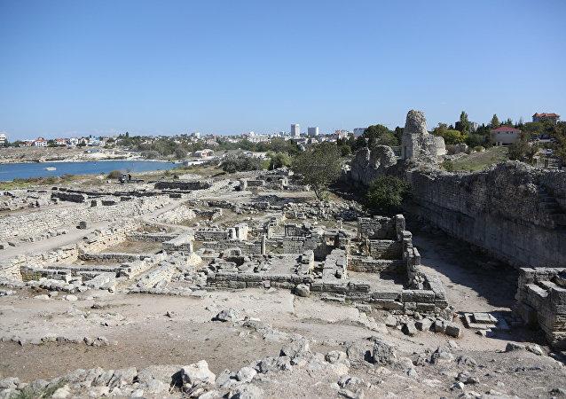 Escavações  (foto de arquvio)