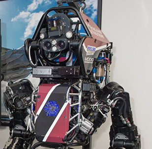 O robô Atlas