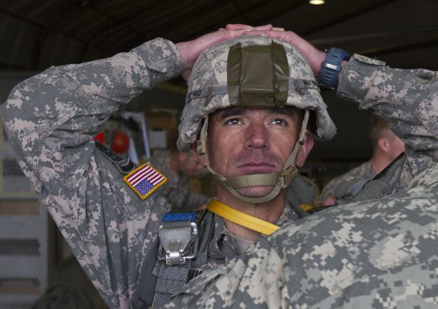 Soldado do Exército dos EUA