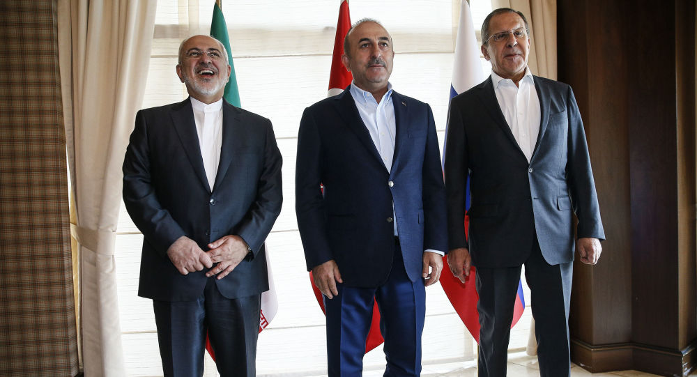 Erros da OTAN fará surgir aliança improvável entre Rússia, Turquia e Irã