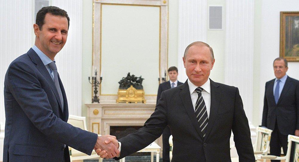 Rússia dá por concluída a fase ativa da operação militar na Síria