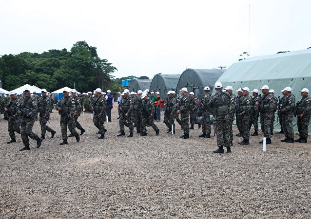 AmazonLog 17 foi considerado um dos maiores exercícios de integração das Forças Armadas na América do Sul
