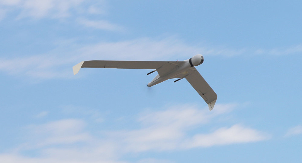 Veículo aéreo não tripulado (VANT) russo ZALA 421-16E2 fabricado pelo consórcio Kalashnikov