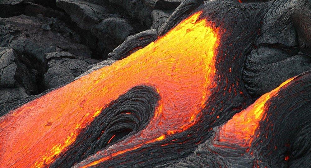 Lava (imagem ilustrativa)