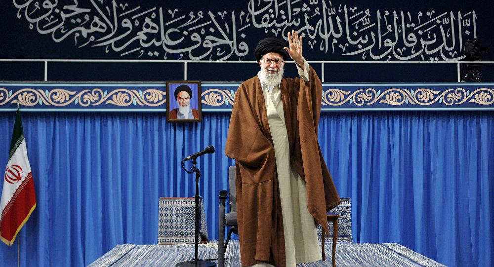 Líder supremo do Irã, Ali Khamenei