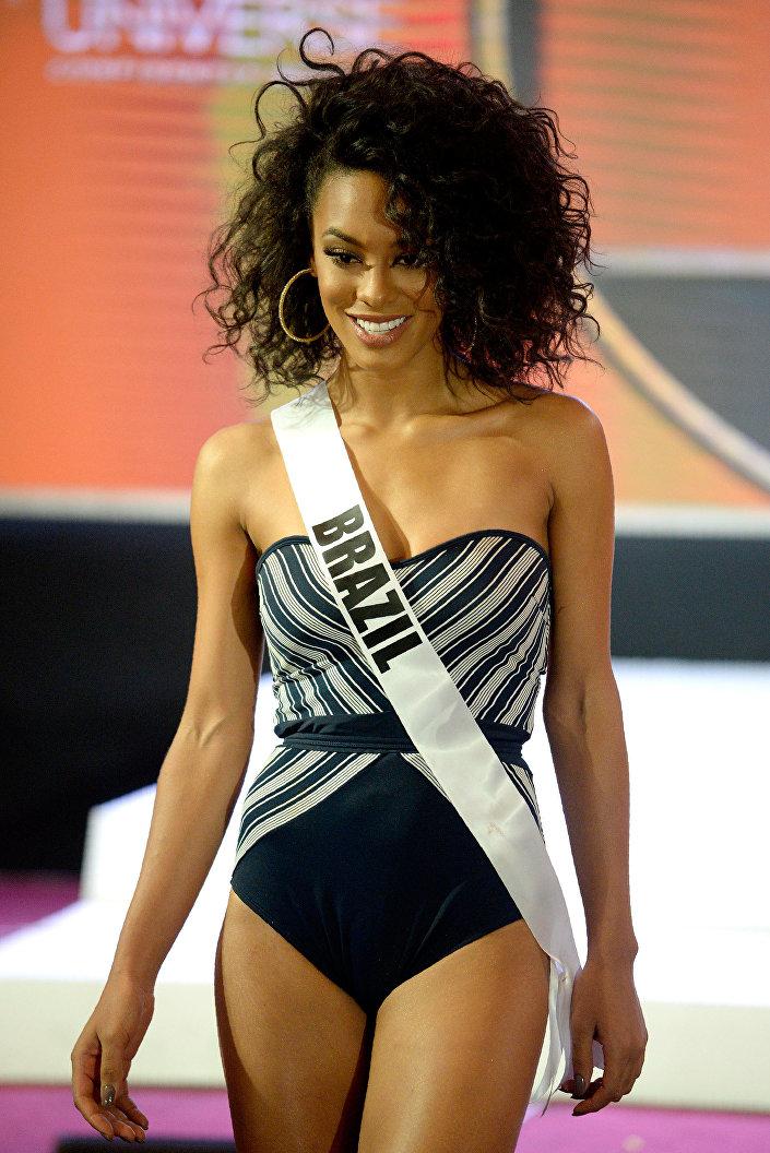 Miss Brasil 2016 Raissa Santana