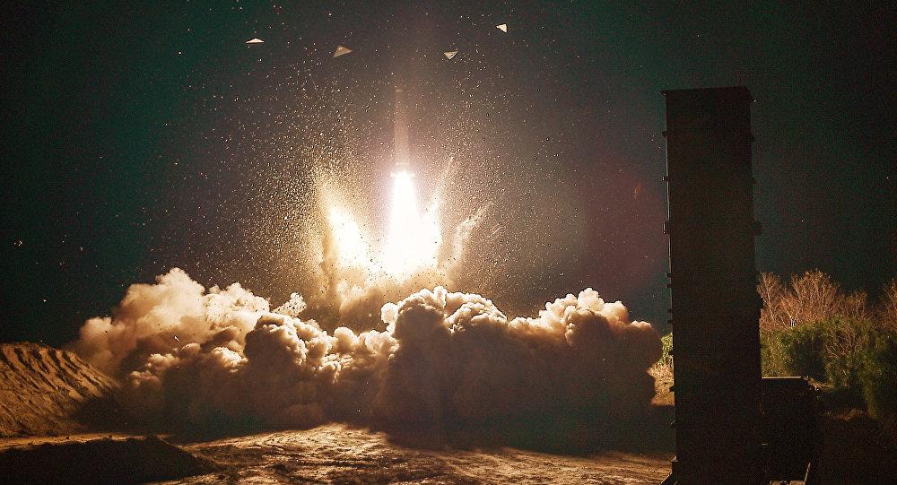 EUA afirmam ter detectado provável lançamento de míssil norte-coreano