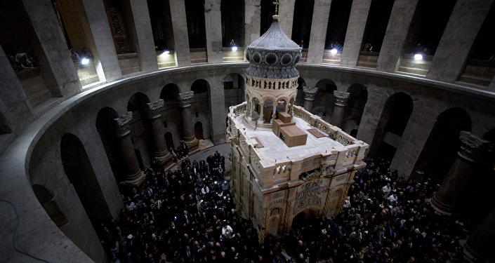 Igrejas de Jerusalém encerram protesto contra impostos
