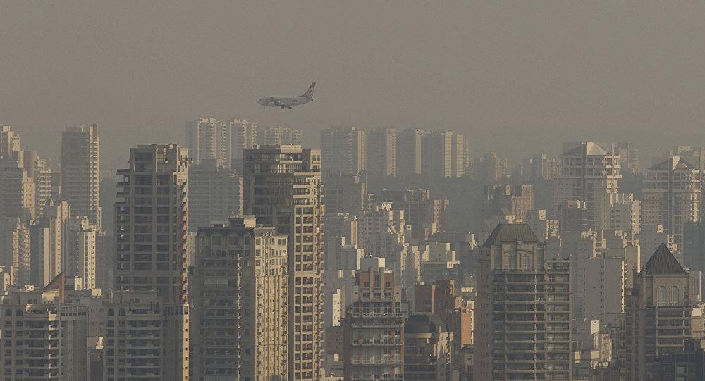 Concentração de gases tóxicos causam vários tipos de doenças