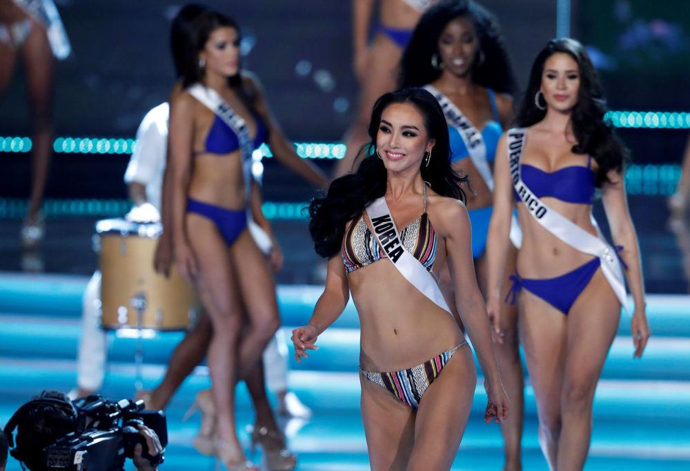Participantes do concurso Miss Universo 2017