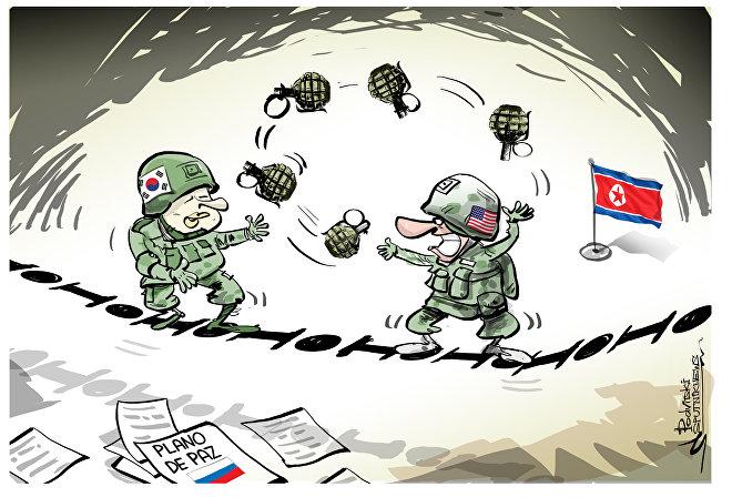 Estados Unidos e Coreia do Sul iniciam manobras aéreas conjuntas